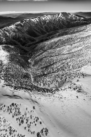 A View from up High mount Hotham aerial - Karl Gray