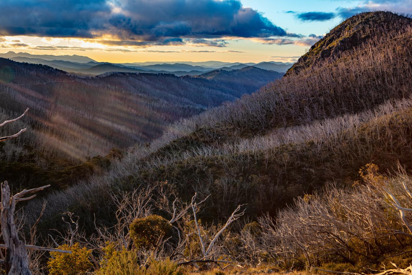 karl gray photography, beams and ridgelines