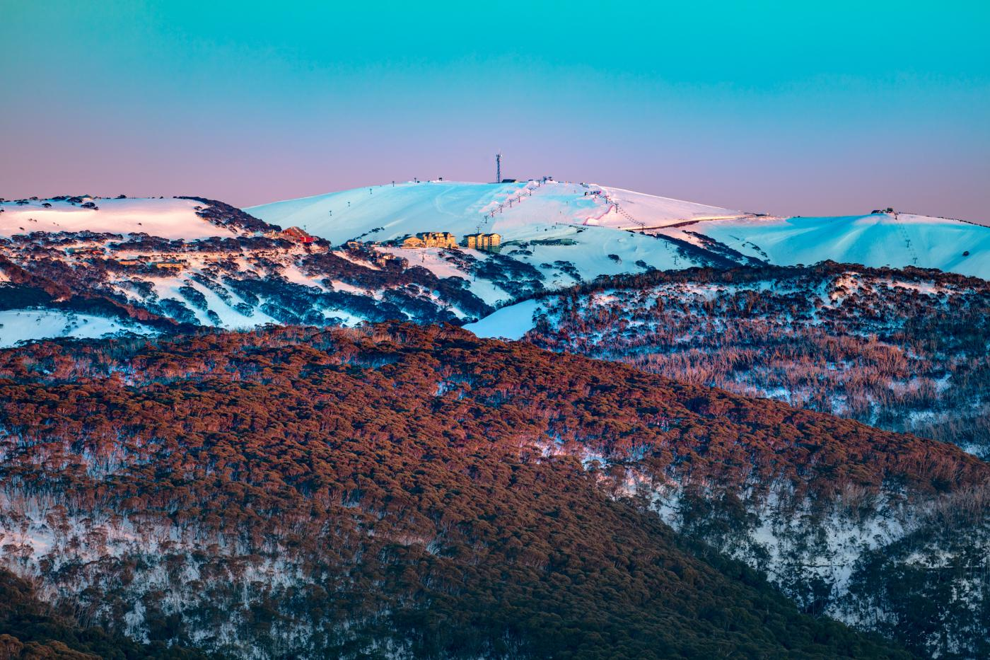 karl gray, morning Hotham